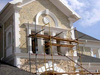 Проектирование по ремонту фасада